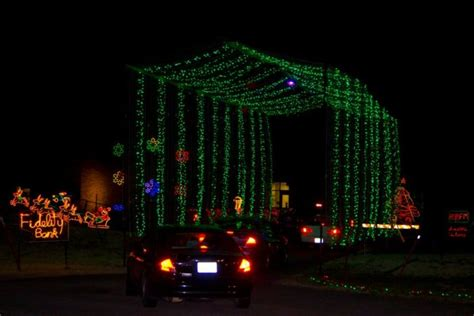 14 Best Christmas Light Displays In Kansas 2016 Light Displays Wichita Ks
