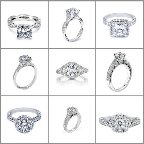Modern Vintage Engagement Rings   King Jewelers
