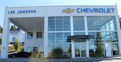 Johnson Chevrolet Service Johnson Chevrolet Chevrolet Dealership With New And