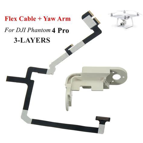 Dji Phantom 4 Cable Gimbal Flat Ribbon Limited gimbal flat ribbon flex cable yaw bracket for dji phantom 4 pro price 32 99