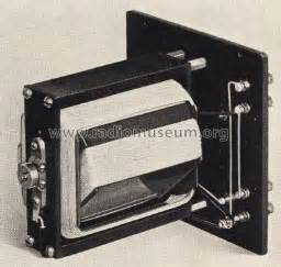variable inductor 107j equipment general radio company camb
