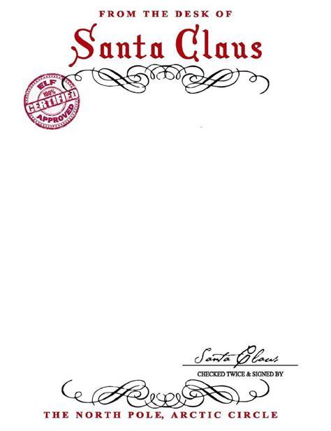 santa letter santa signature save