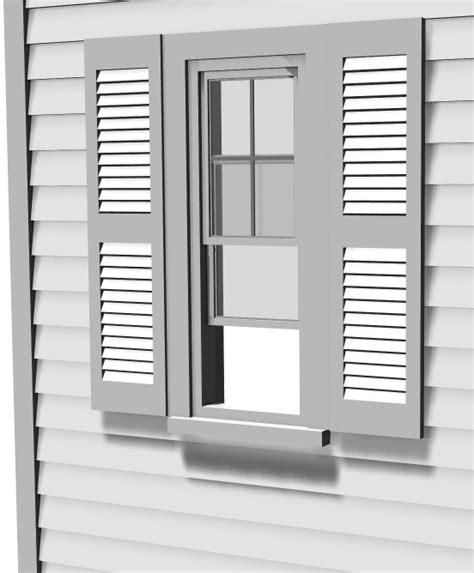 shutter design software window shutter design software plans free
