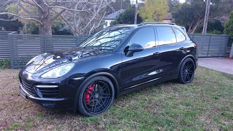 Porsche Cayenne S Tuning by 187 Porsche Cayenne Turbo Review With Tuning Box Kit