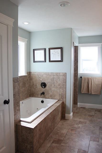 light blue and brown bathroom ideas top 10 bathroom colors