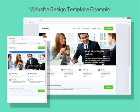 design mockup website free free browser website design template mock up psd