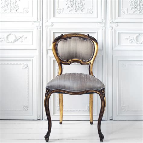 gold bedroom chair versailles baby gold french chair french bedroom company