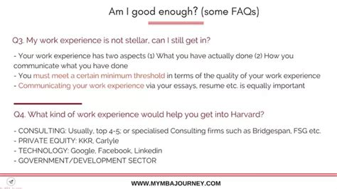 Wharton Mba Average Work Experience by How Should I Start Preparing Myself For Doing An Mba At A