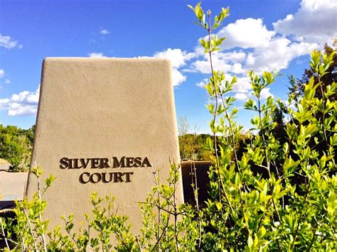 City Of Mesa Court Search 3 Silver Mesa Court Lot 5 Santa Fe Nm 87506 Mls 201601997