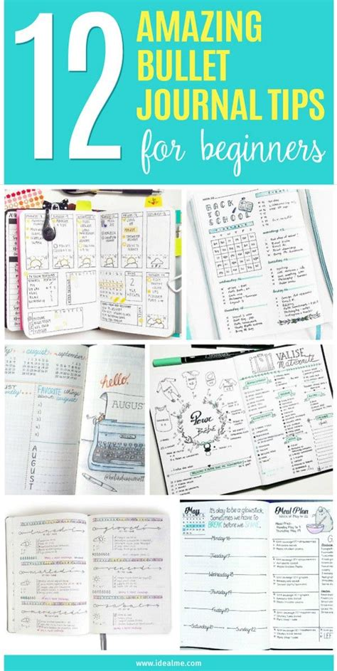bullet journal tips best 25 bullet journal tips ideas on bullet journal notebook ideas and diary ideas