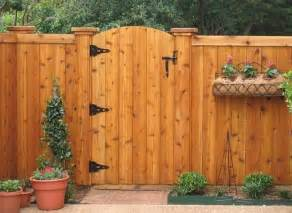 diy wood privacy fence gates outdoor ideas