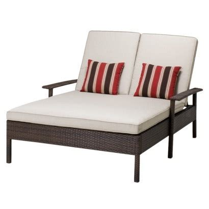 double outdoor chaise lounge double chaise lounge outdoor patio gardening pinterest