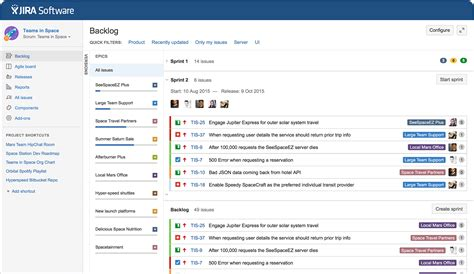 jira task template jira software issue project tracking for software