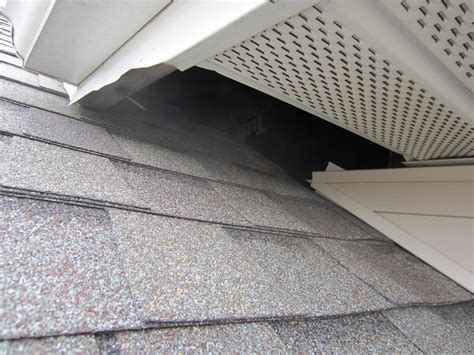 bathroom vent into soffit for bathroom vent