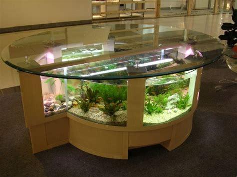 aquarium furniture creative coffee table aquarium home
