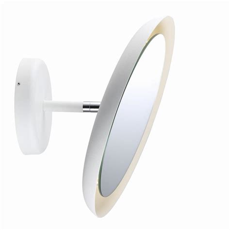 bathroom mirror with magnification wall ls