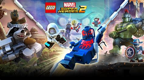 lego marvel super heroes 2 wallpapers images photos lego marvel super heroes 2 game ps4 playstation