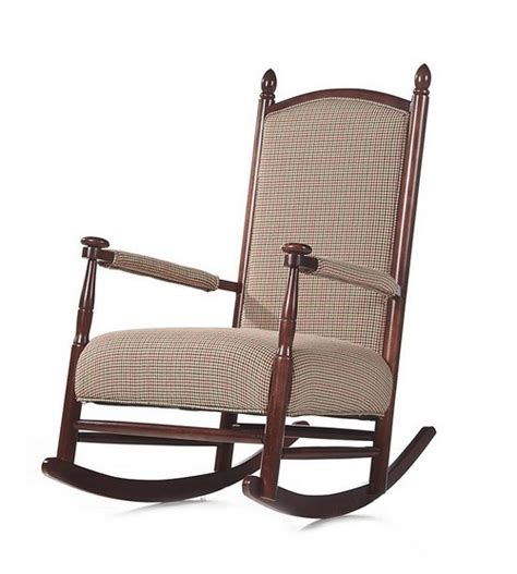 padded rocking chair uk upholstered rocking chair