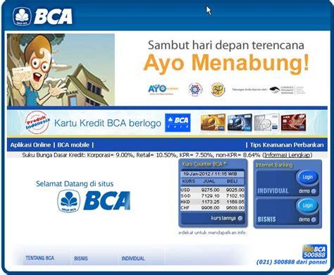 klikbca individual klik bisnis bca related keywords keywordfree com