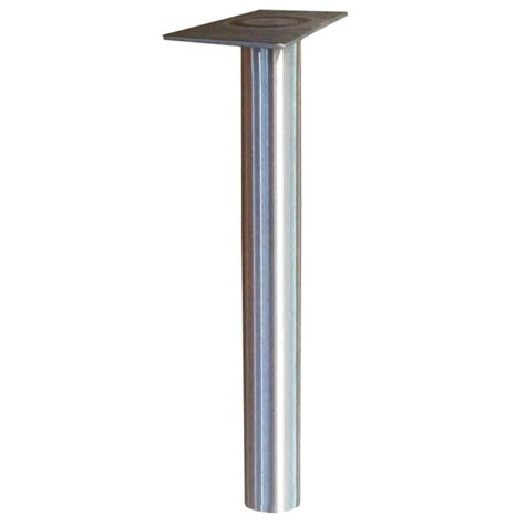 60 Quot Stainless Steel In Ground Post