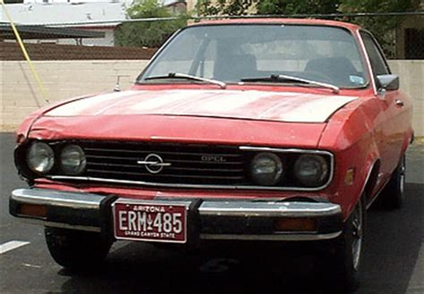 1975 opel manta for sale 1975 opel manta for sale