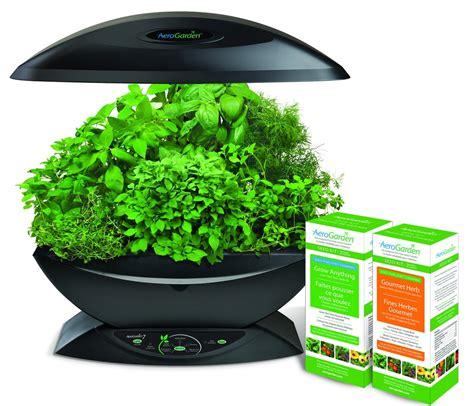 aerogarden  wgourmet herb grow  kit