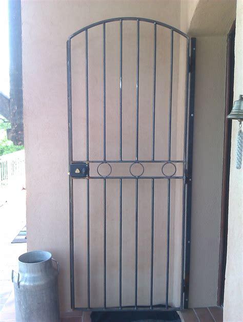 Grille De Defense Pour Porte by Cuisine S 195 169 Curit 195 169 Habitation Cbh Ferronnerie Grille De