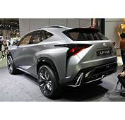 Lexus LF NX Turbo  Indian Autos Blog