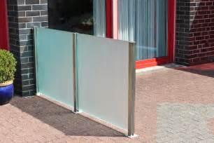 windschutz terrasse glas glaszaun f 252 r garten und terrasse glasprofi24