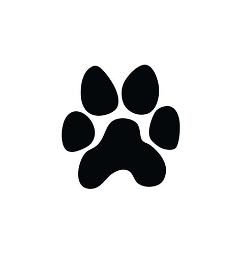 paw print clip the 25 best paw print clip ideas on