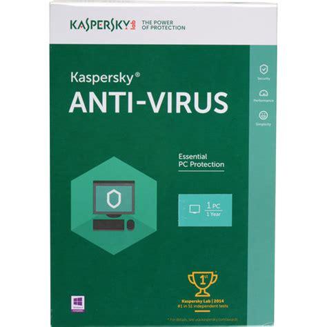 Software Anti Virus Kaspersky For 1 Pcskaspersky Anti Virus For 1 Pcs kaspersky anti virus 2016 kl1167abafs b h photo