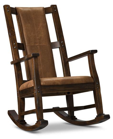 rocking chair zenica rocking chair the brick