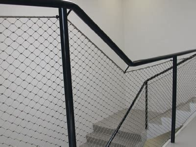 Kindersicherung Treppe Netz by X Tend Edelstahl Seilnetz