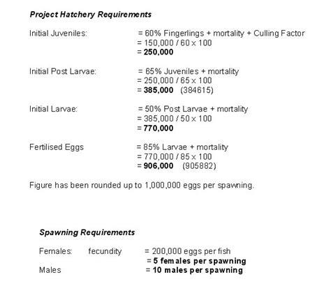 design criteria exles kel gordon fish hatchery design exle