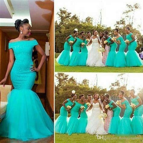south africa cheap nigerian bridesmaid dresses