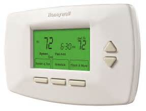 7 day conventional programmable thermostat rth7500d