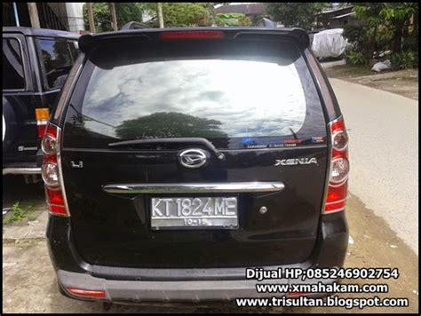 Xenia Li 2011 1000cc iklan bisnis samarinda dijual daihatsu xenia li sporty