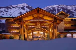 jackson wy hotels snake river lodge jackson wy architecture for non