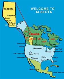 map of canada calgary map of canada showing alberta derietlandenexposities