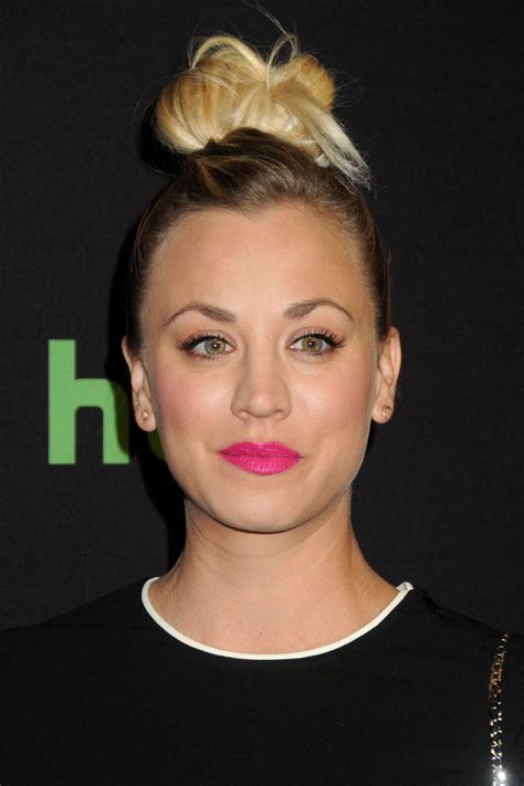kaley cuoco kaley cuoco 33rd annual paleyfest the big bang theory