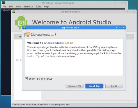 how to install android studio in ubuntu how to install android studio 0 8 12 on ubuntu 14 10 ubuntu 14 04 ubuntu 12 04 and derivatives