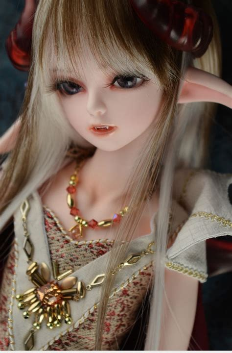 jointed doll cheap bjd 1 4 doll soom doll black fog elves roxen with