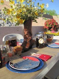 Backyard Bbq Tablescapes Outdoor Tablescapes On Tablescapes Outdoor