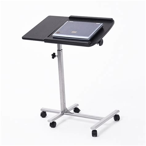 rolling laptop desk table rolling laptop desk staples hostgarcia