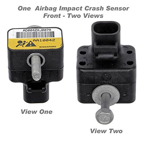 airbag deployment 1998 chevrolet 3500 navigation system apdty 601325 airbag impact crash sensor fits 2001 2002 chevy silverado 1500 2500 3500 and 2001