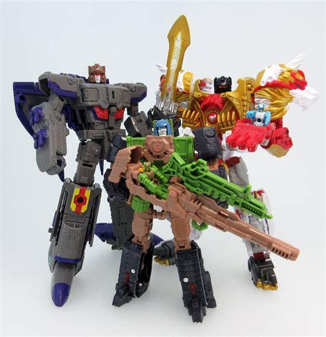 Transformer Set takaratomy transformers legends lg ex masters set