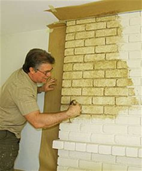faux paint brick fireplace 1000 images about brick fireplace on brick
