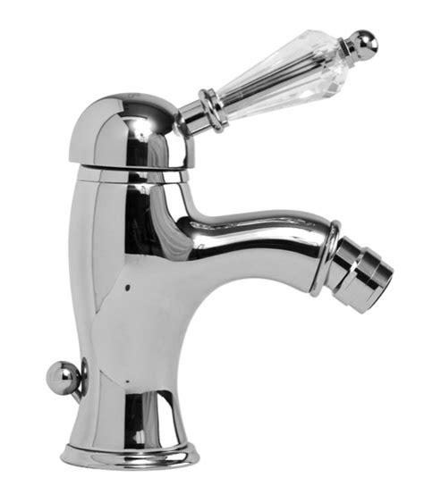 rubinetti bianchi vintage miscelatore bidet swarovski con scarico 1 quot 1 4