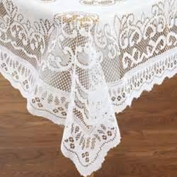 lace tablecloth rectangle 60 quot x 104 quot 17 95