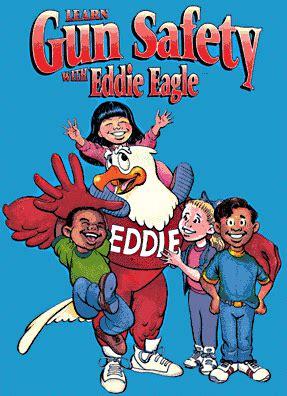 eddie eagle coloring page springs eddie eagle